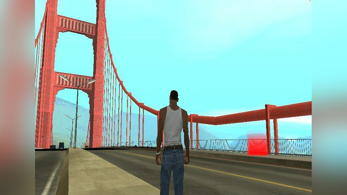 CLEO script The carrier's missions for GTA San Andreas
