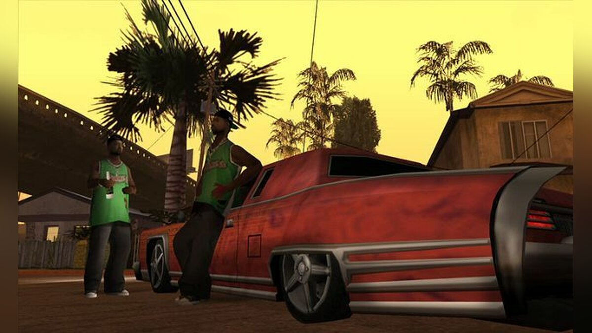 CLEO script Free movement of the camera for GTA San Andreas
