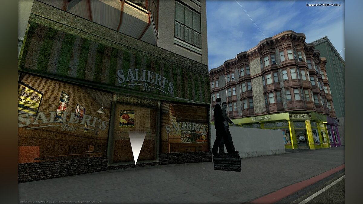 Salieri Bar (version 2.0) for GTA San Andreas - Картинка #1