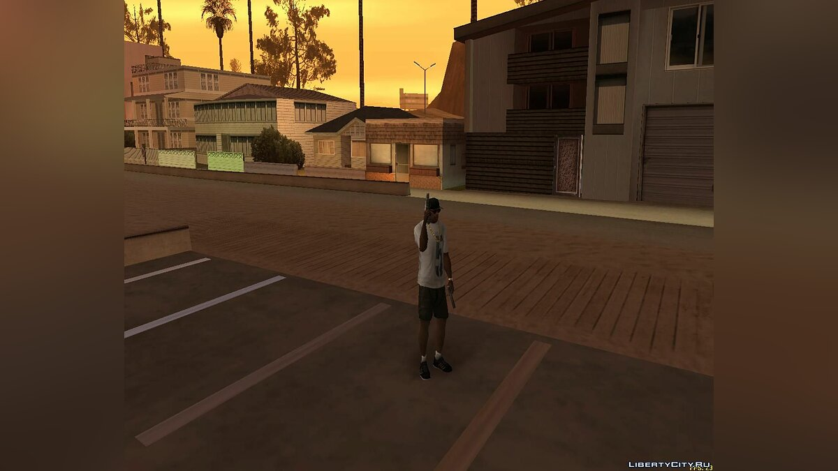 CLEO script Improved Weapons Features v2.0 for GTA San Andreas