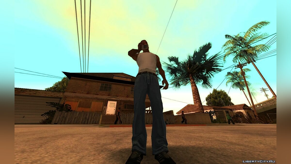 CLEO script Dynamic field of view (CLEO +) for GTA San Andreas
