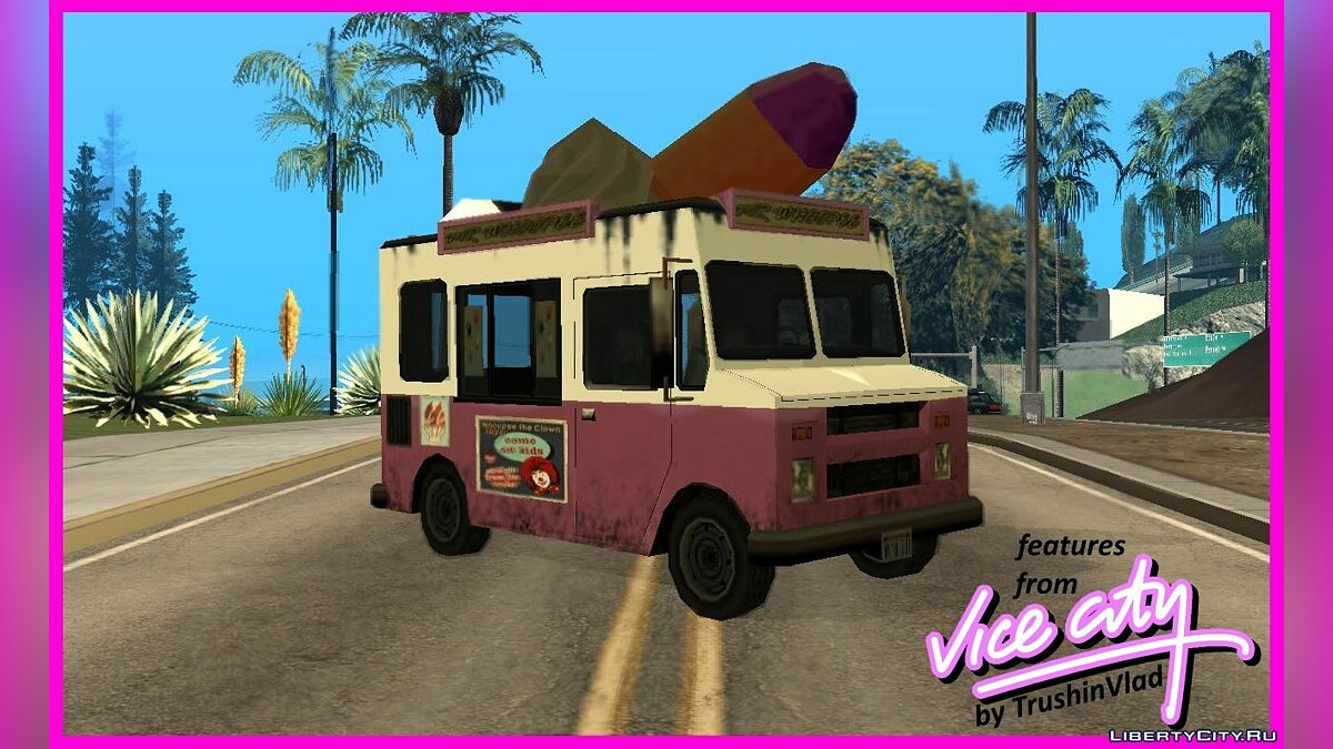 CLEO script Mr Whoopie with the included melody as in GTA 3 for GTA San Andreas