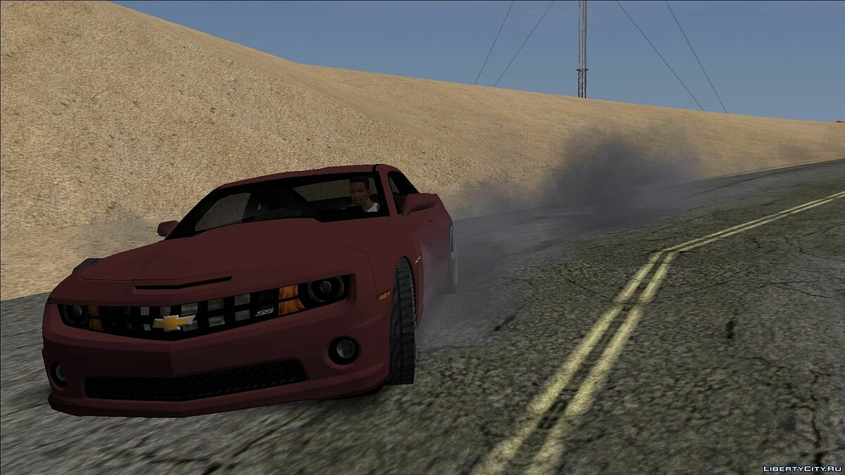CLEO script Music from NFS when chasing for GTA San Andreas