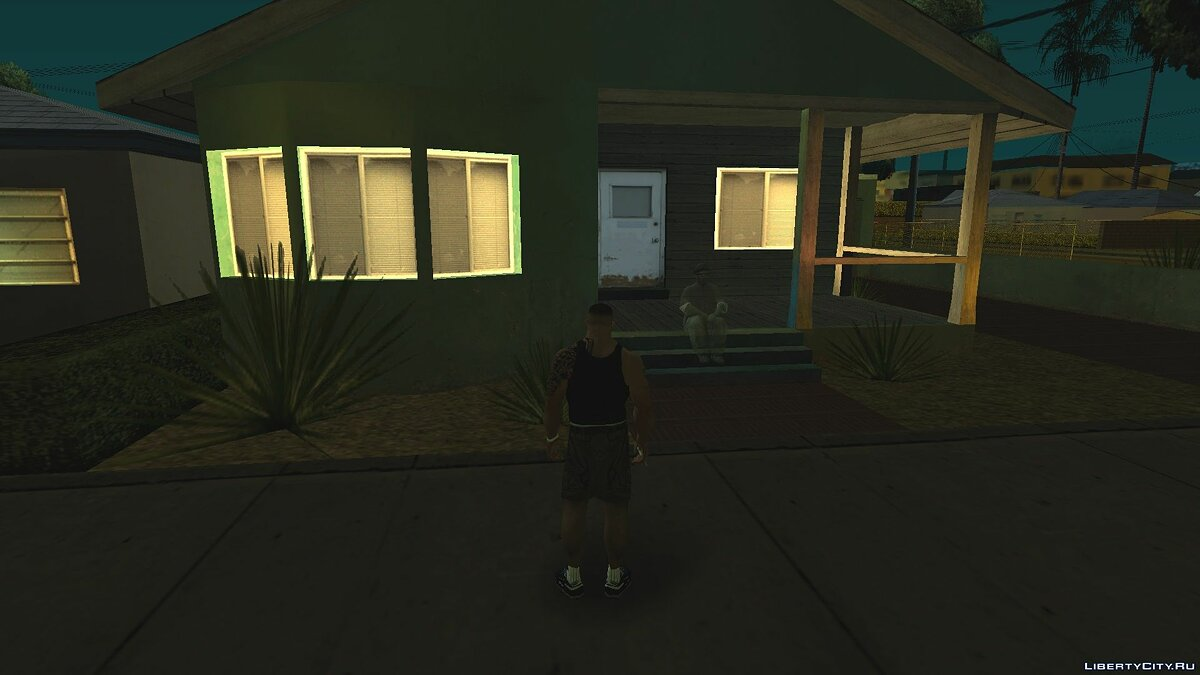 CLEO script Ghost of Big Smoke for GTA San Andreas