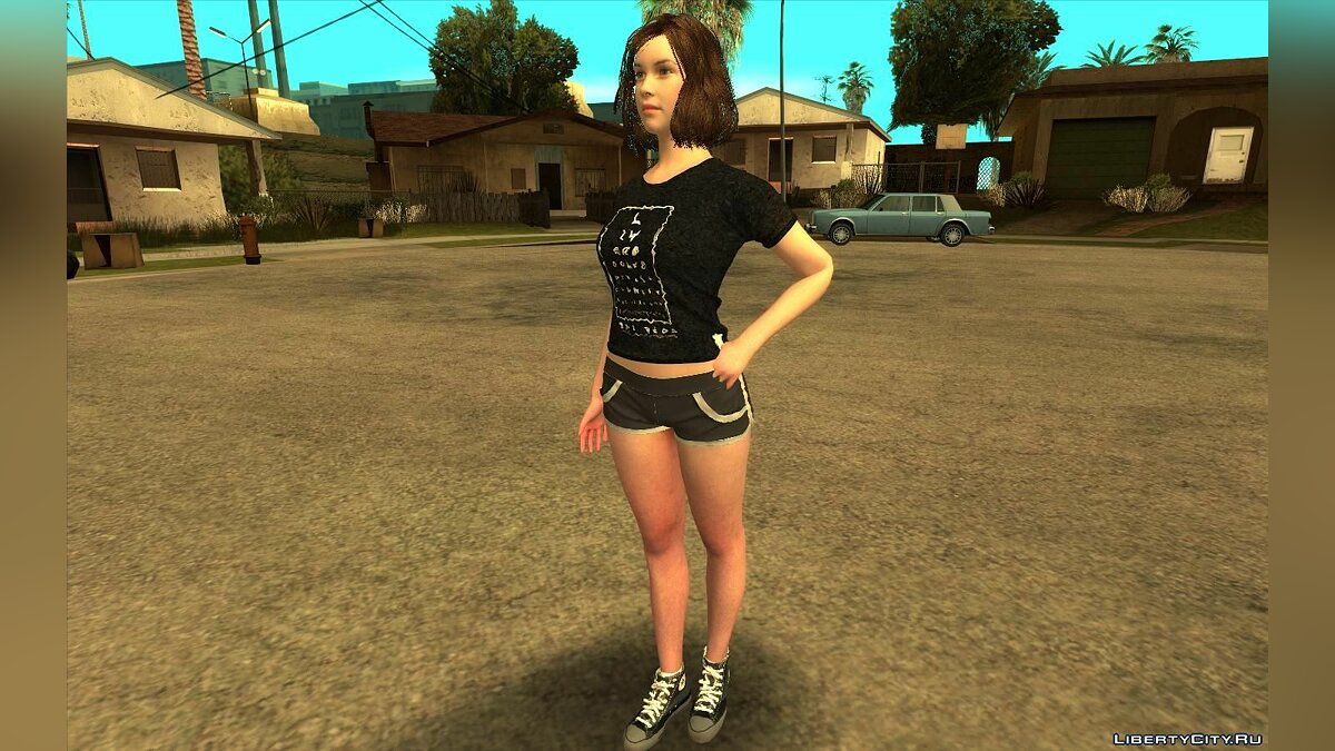 CLEO script Poses for Instagram for GTA San Andreas