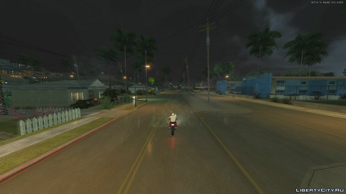 Better Skybox 1.3.1 for GTA San Andreas - screenshot #5