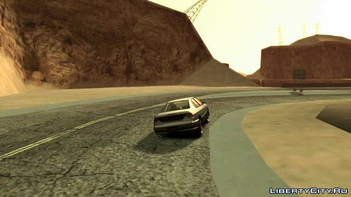 CLEO script IV Cars Physics Remake for GTA San Andreas