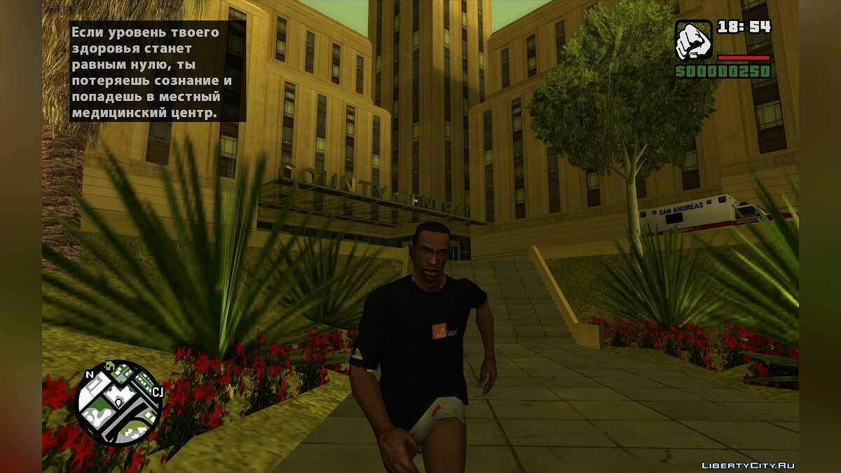 CLEO script Control Karl during training (during murder or arrest) for GTA San Andreas