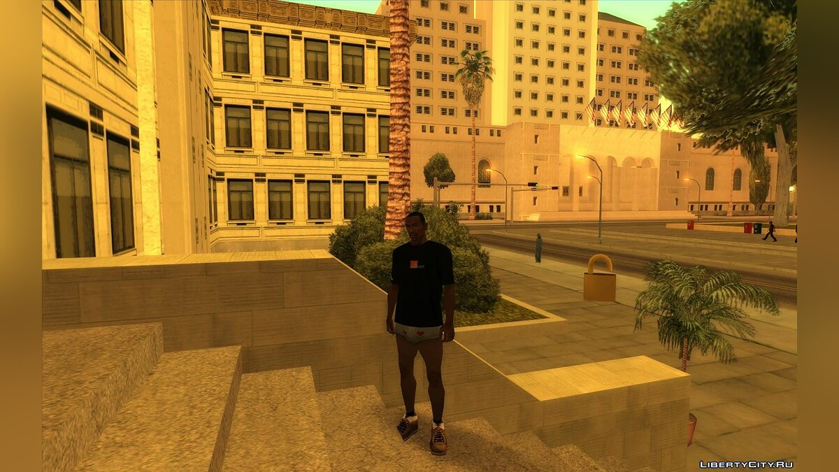CLEO script Pick up weapons from a hospital or police station, on bail for GTA San Andreas