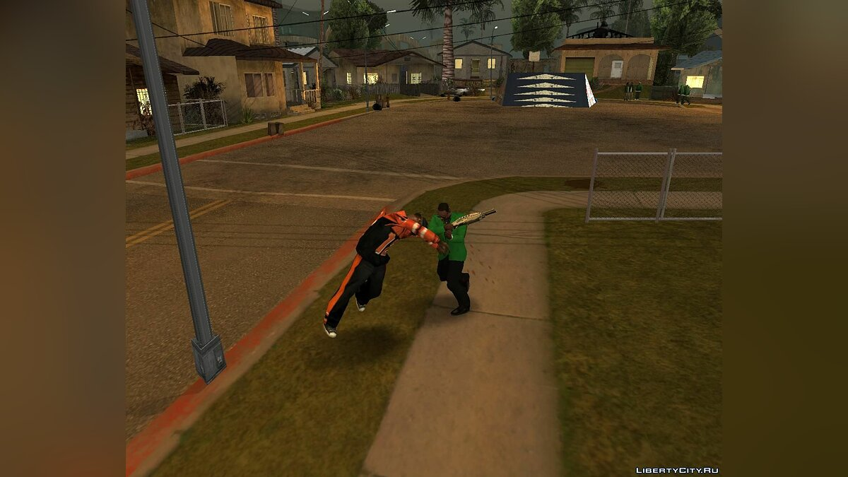 Improved Weapons Features - Advanced Weapons for GTA San Andreas - screenshot #3