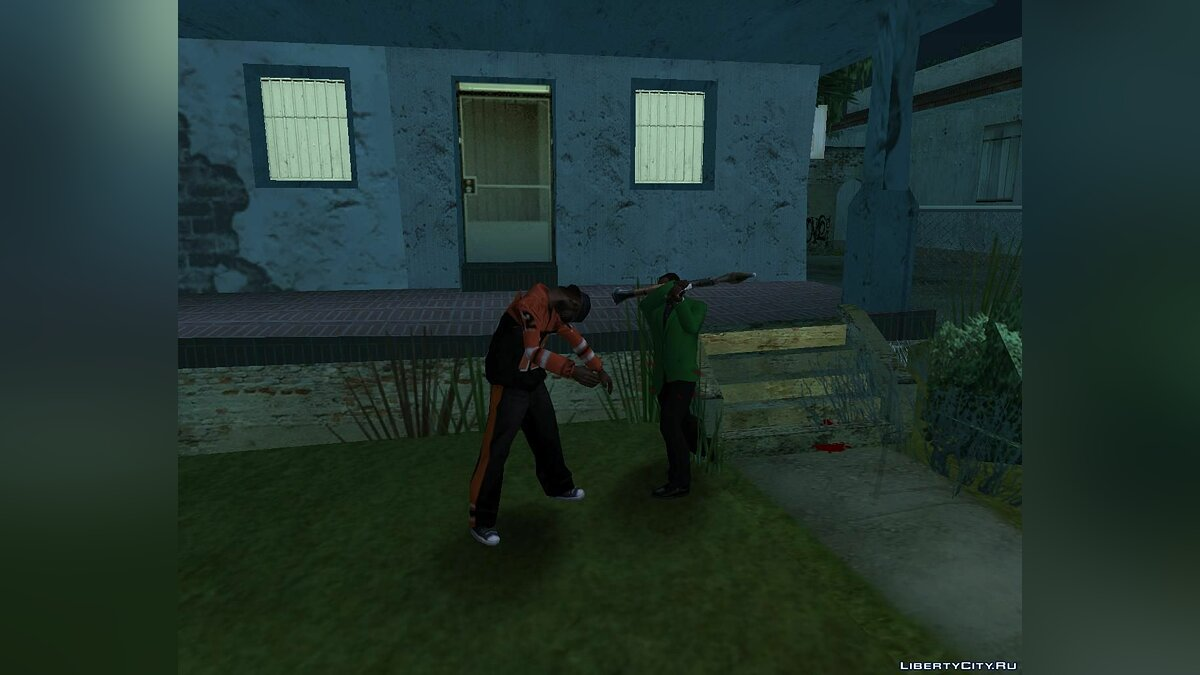Improved Weapons Features - Advanced Weapons for GTA San Andreas - screenshot #4