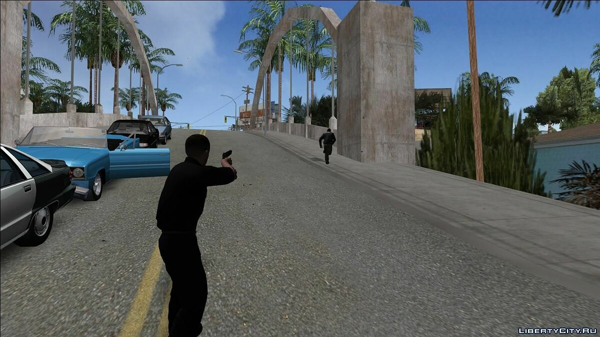Police Assistance for GTA San Andreas - screenshot #2