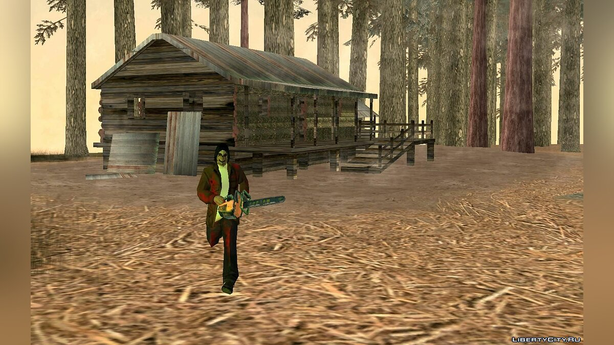 CLEO script Mystery Mountains Chiliad for GTA San Andreas