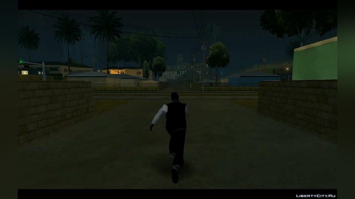 CLEO script Sprint camera shake [SAMP] for GTA San Andreas