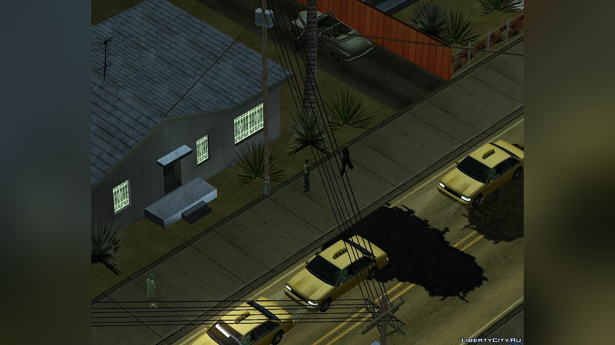CLEO script Isometric Camera - GTA looks like an old strategy game! for GTA San Andreas