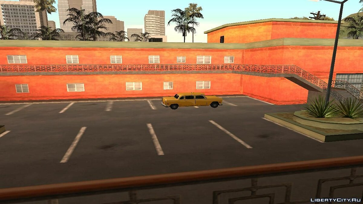 CLEO script Taxi hire at Jefferson Hotel for GTA San Andreas
