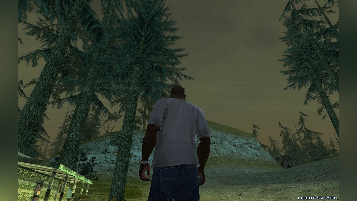CLEO script Terrible noise on the screen (Update 09/14/2021) for GTA San Andreas