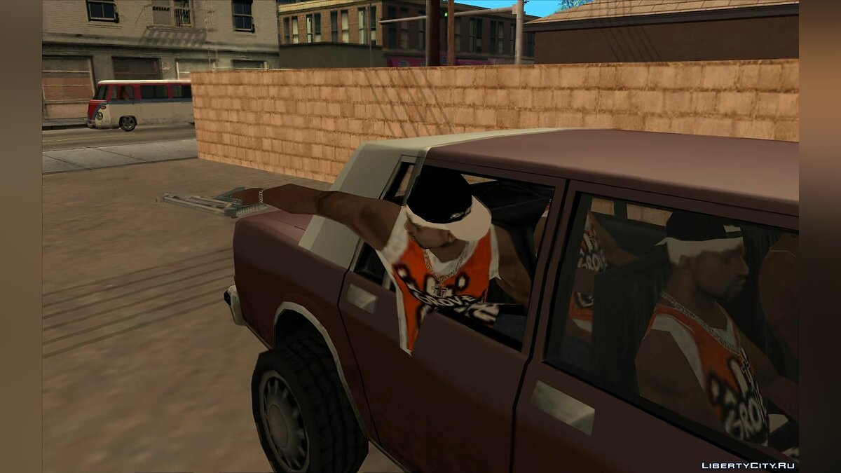 CLEO script Honk Brothers for GTA San Andreas