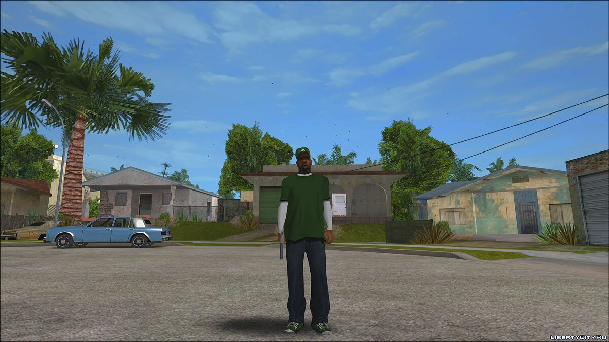 Original Main Characters Improved Smooth Textures [update # 1] for GTA San Andreas - Картинка #2
