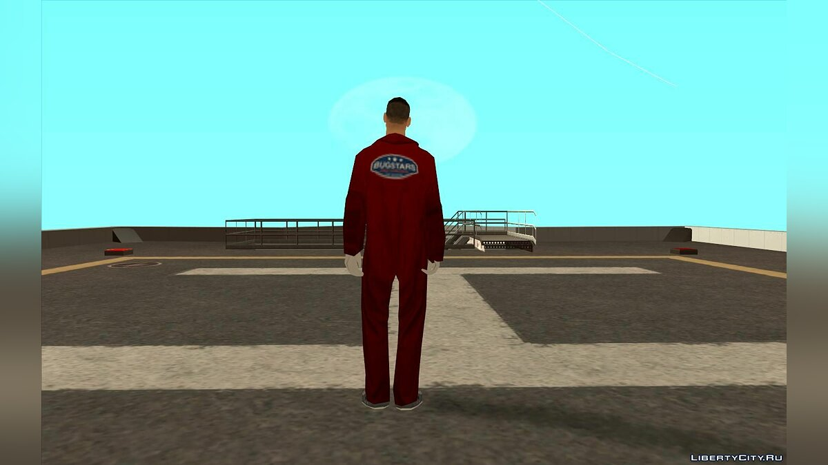 Skin packs Bugstar Skins Collection for GTA San Andreas
