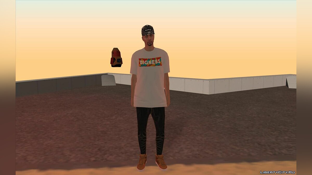 Skin packs Two skins from the Import-Export DLC for GTA San Andreas