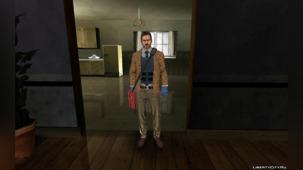 Skin packs Dallas from PAYDAY 2 for GTA San Andreas