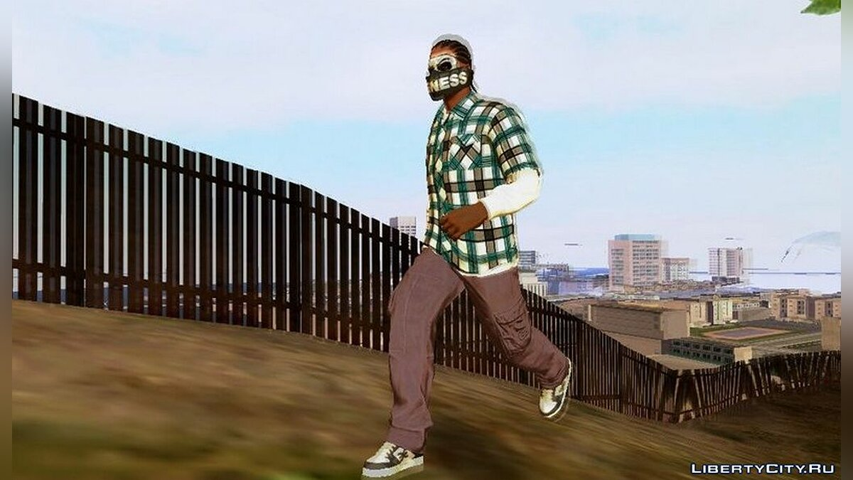 Skin packs Collection of skins from GTA Online for GTA San Andreas