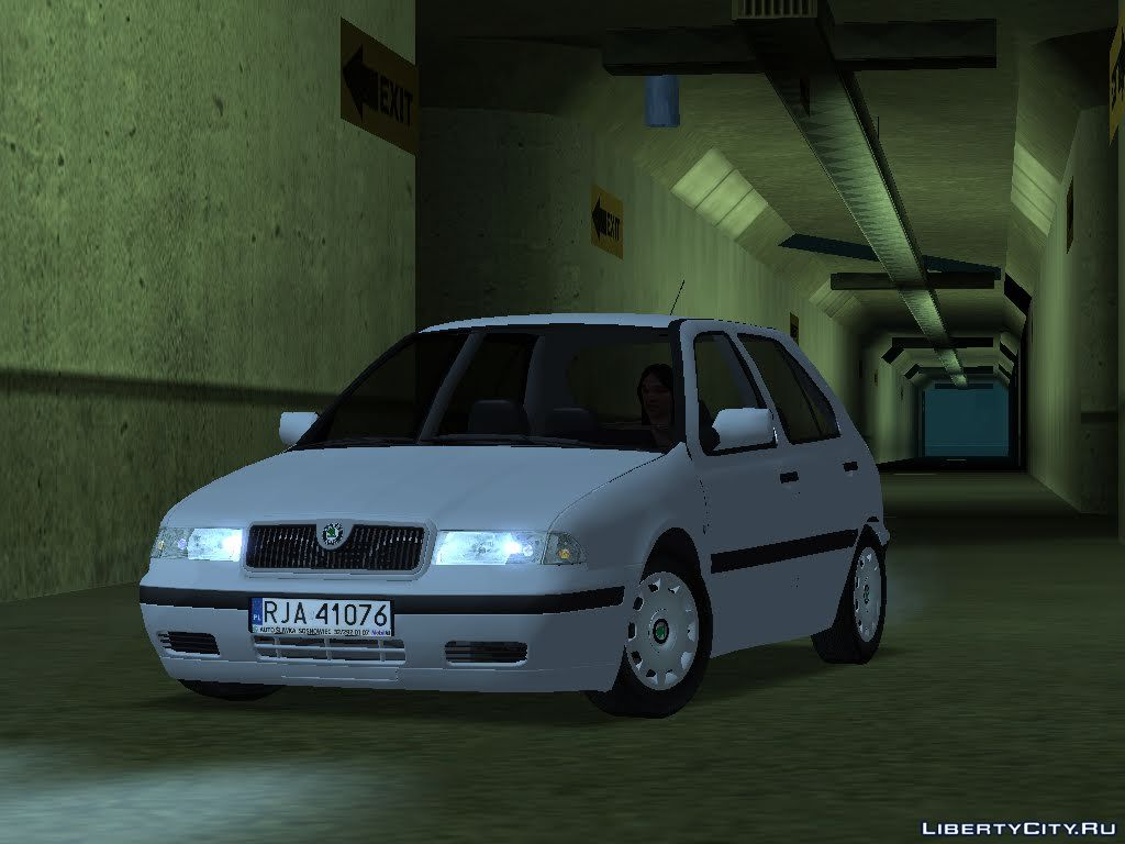 2001 Skoda Felicia For Gta San Andreas