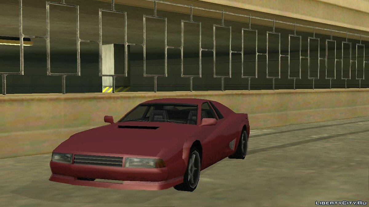 New sounds NFS: Underground GENRL for GTA San Andreas