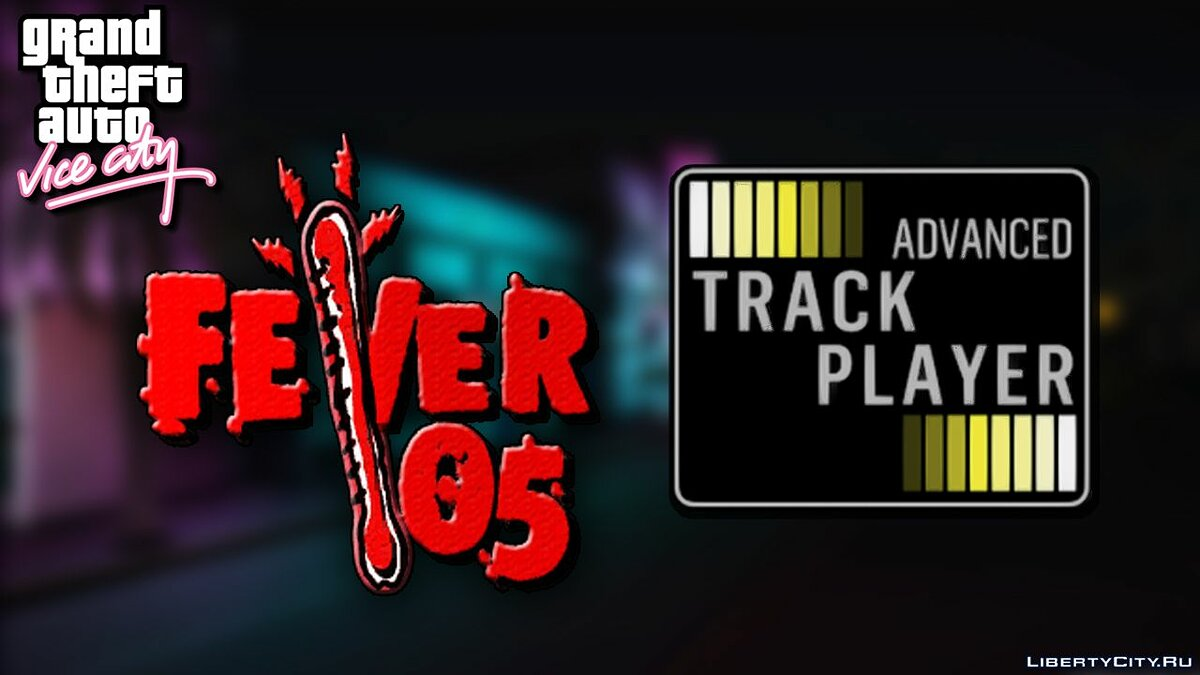 New sounds Fever 105 - Advanced Track Player for GTA San Andreas