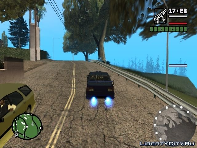Need for speed underground day time mod ktmxhancer graphics mod +.