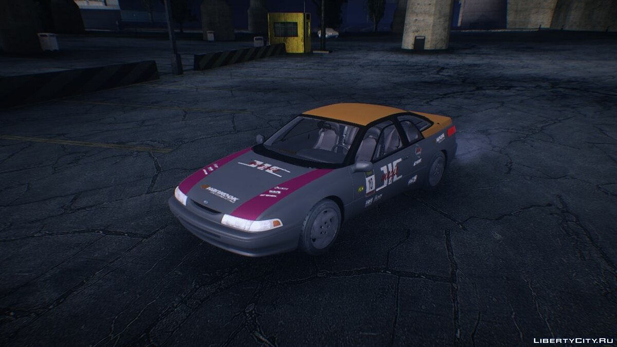 Subaru car 1996 Subaru SVX for GTA San Andreas