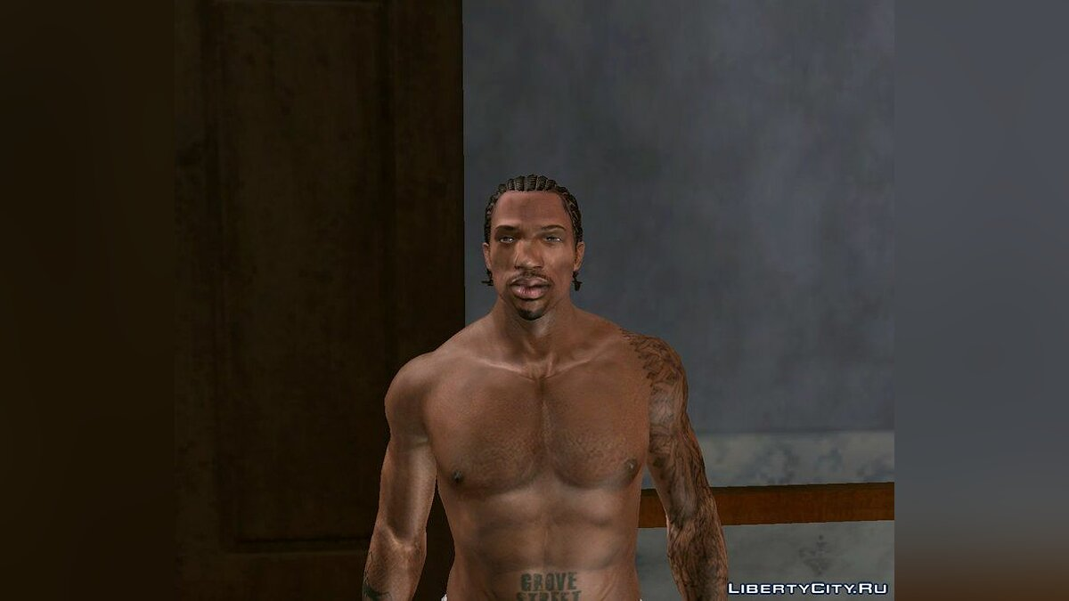 Tattoos New tattoos for CJ for GTA San Andreas