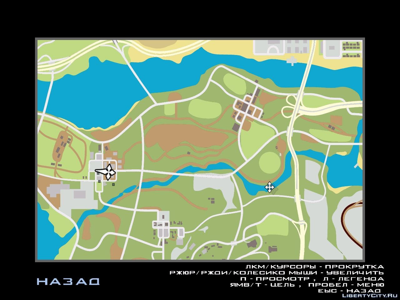 GTA 5 Atlas map in GTA SA for GTA San Andreas / Page 2
