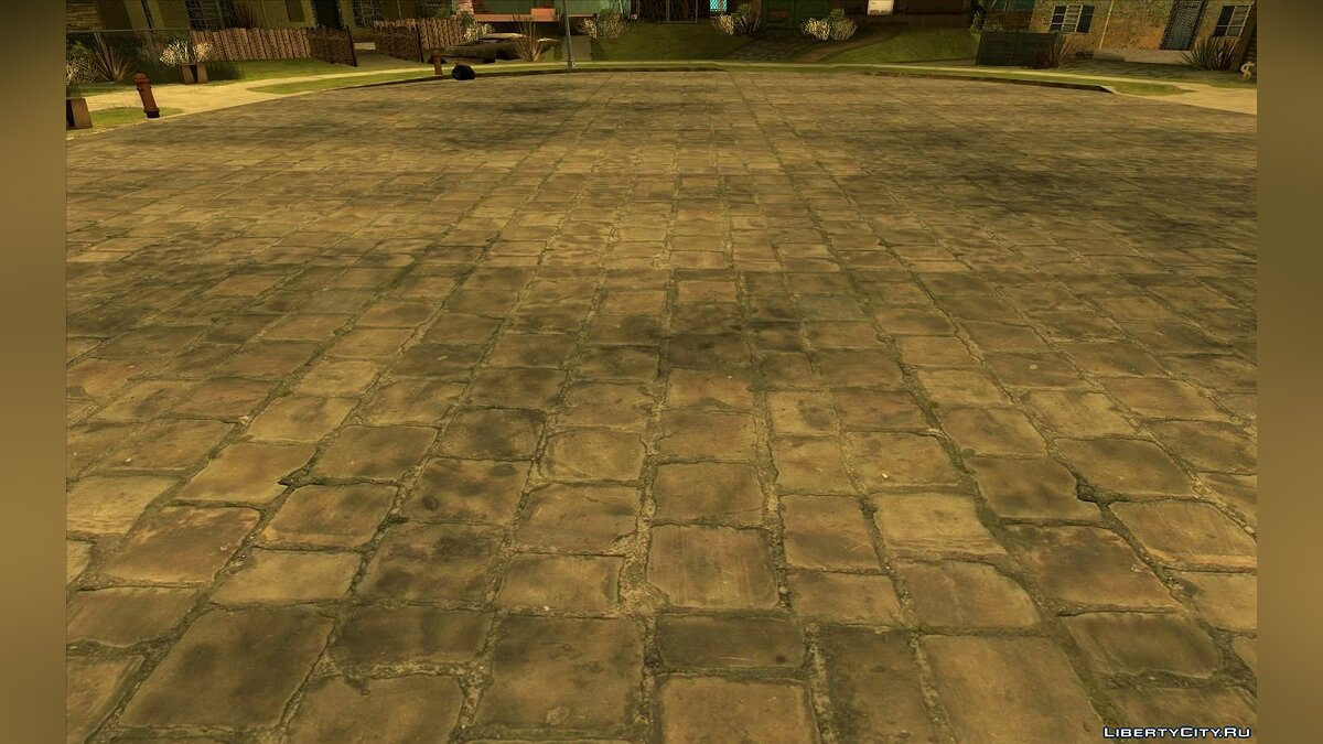 Texture mod New textures for Los Santos for GTA San Andreas