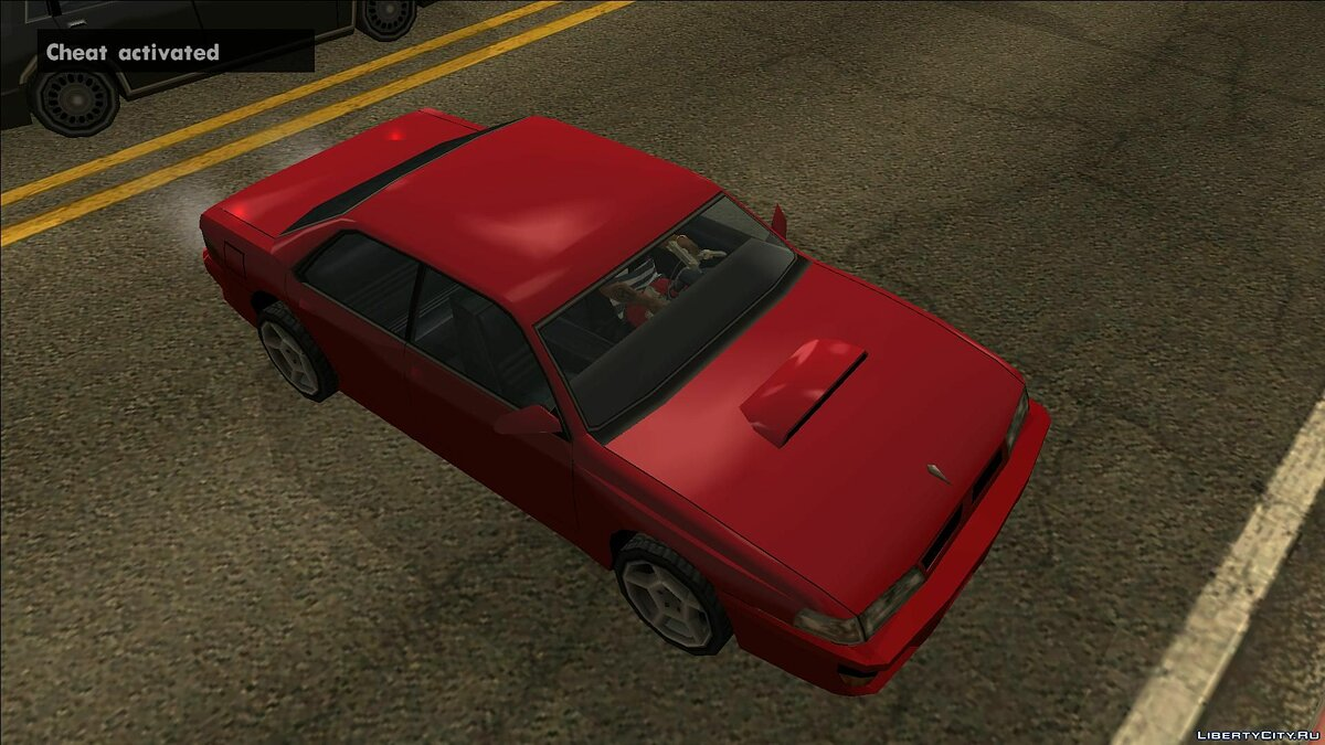 Texture mod III and VC Reflections On Cars for GTA San Andreas