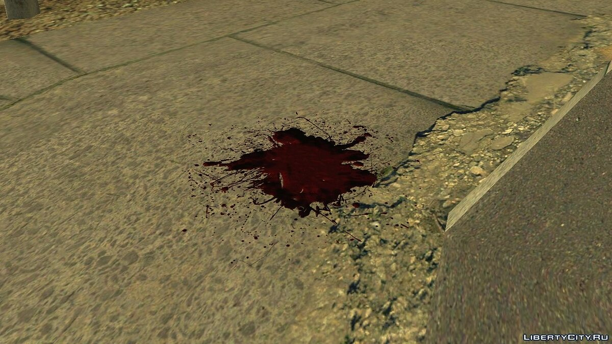 Texture mod Improved particles for GTA San Andreas