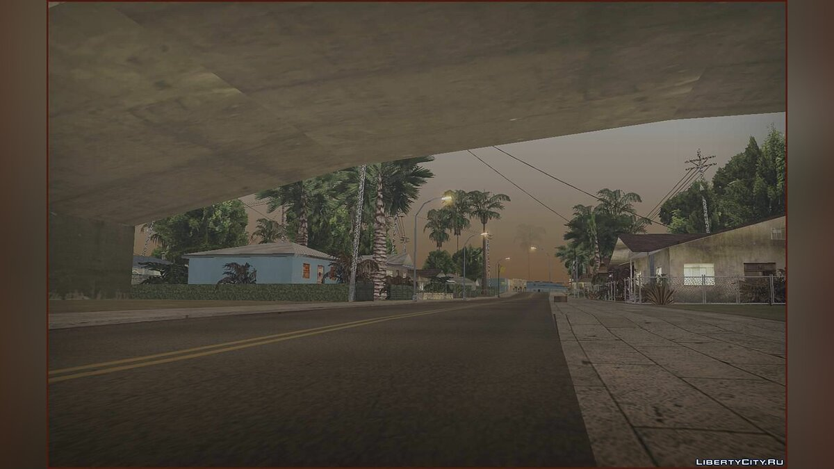 Texture mod RR | Roads Revolution for GTA San Andreas