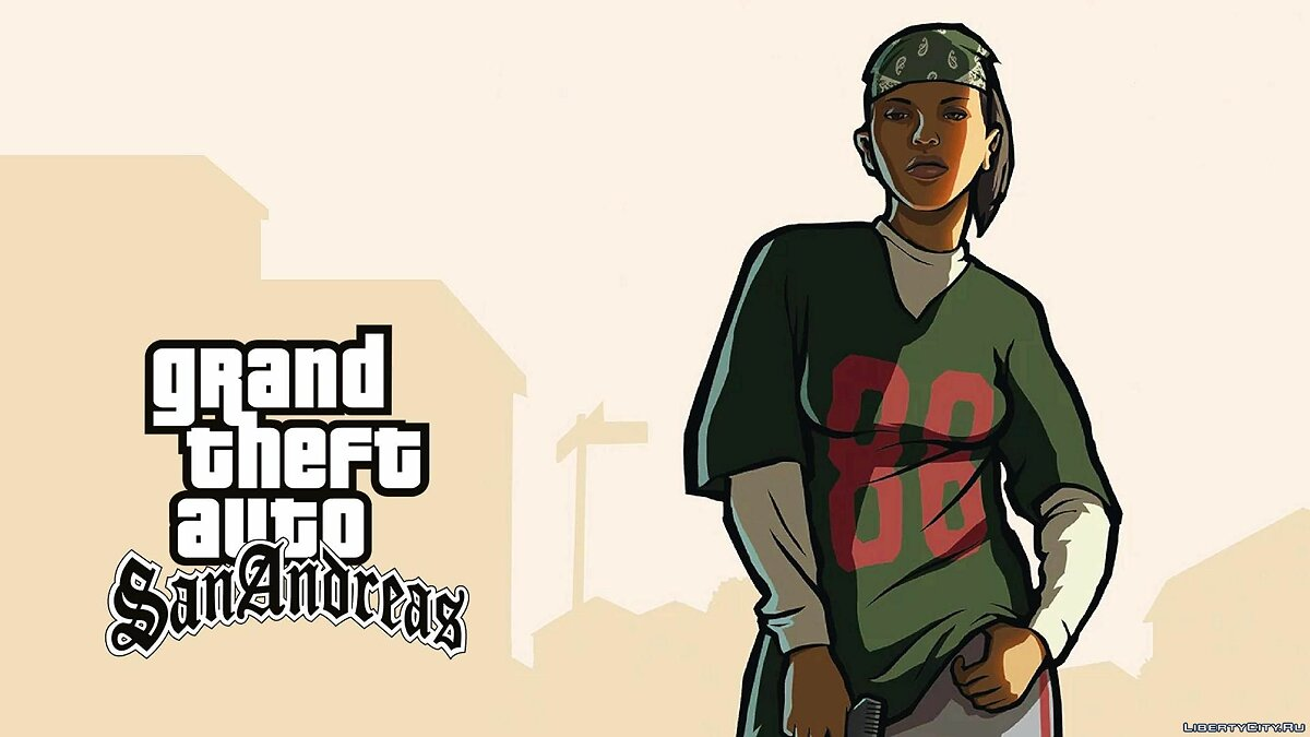 Texture mod Loadscreens Remastered 2.0 - Loading Screens in HD for GTA San Andreas