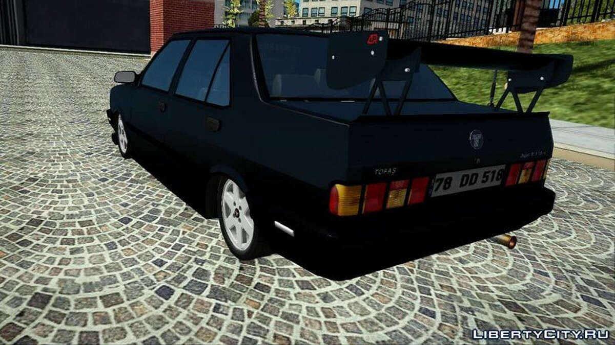 Tofas car Tofaş Doğan slx for GTA San Andreas