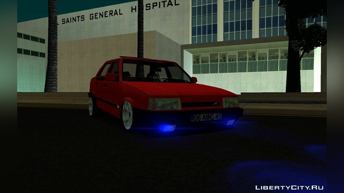 Tofas car Tofaş Şahi̇n S for GTA San Andreas