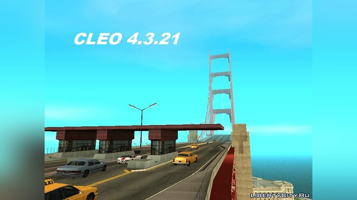 Editor CLEO 4.3.21 (dated 11 April 2016) for GTA San Andreas
