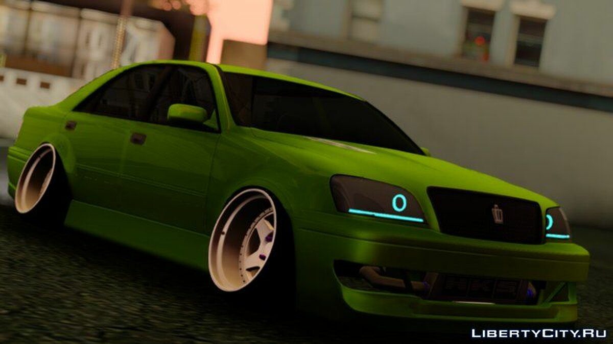 Toyota car Toyota Crown for GTA San Andreas