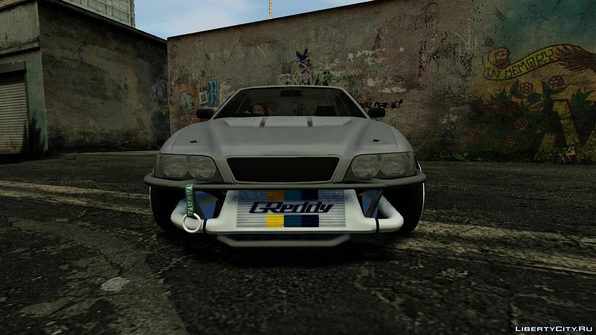 Toyota car Toyota Chaser for GTA San Andreas