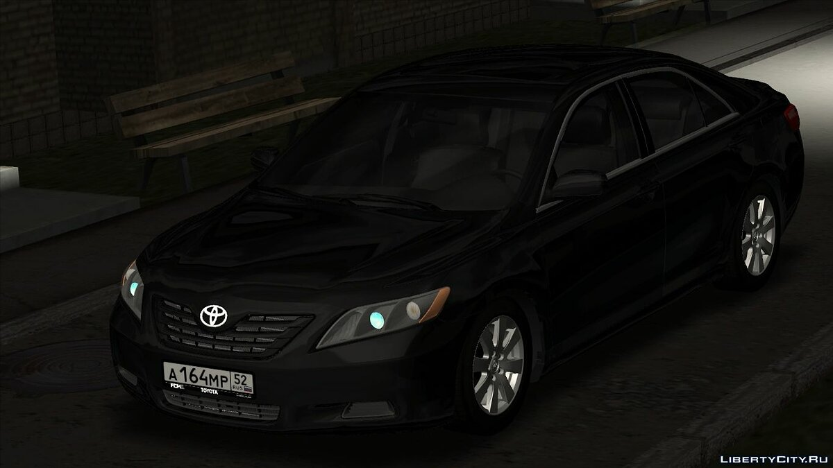 Toyota car Toyota Camry V40 for GTA San Andreas