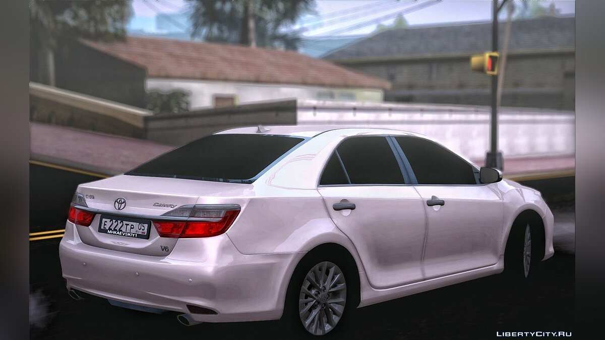 Toyota car Toyota Camry for GTA San Andreas