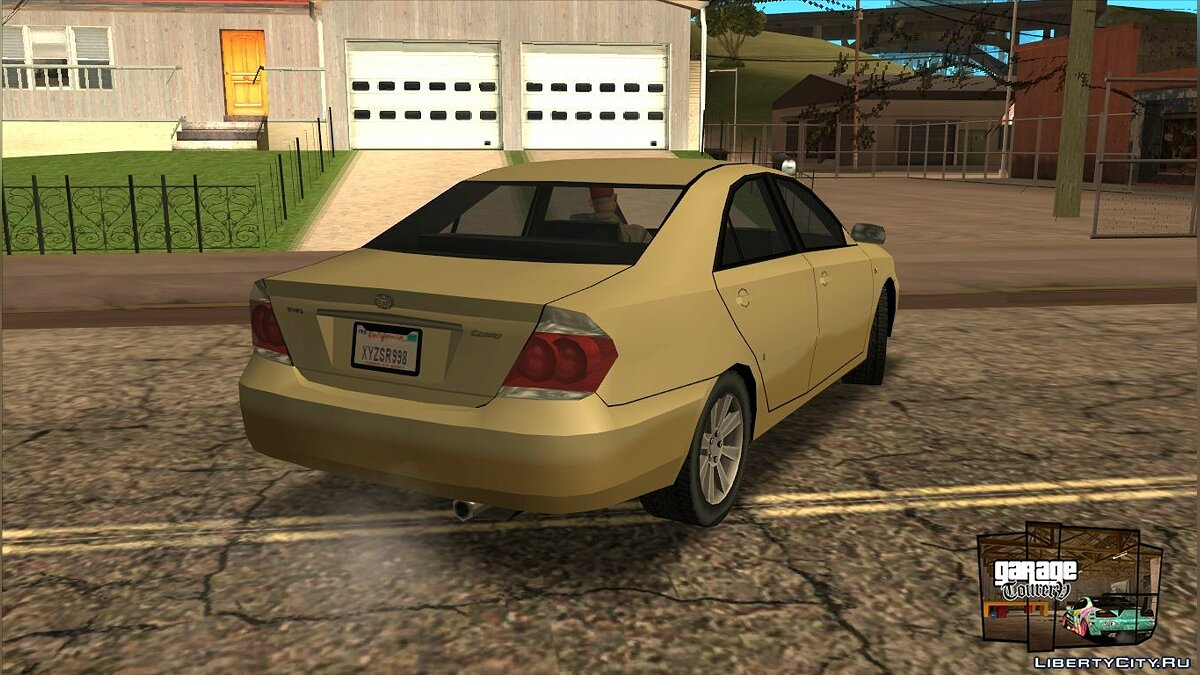 Toyota car Toyota Camry V30 for GTA San Andreas