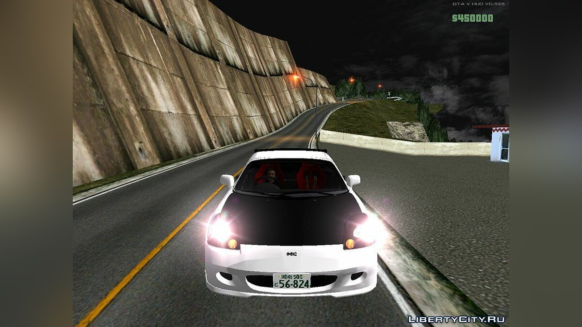Toyota car Initial D fifth Stage Kogashiwa Kai Toyota MR-S C-ONE for GTA San Andreas