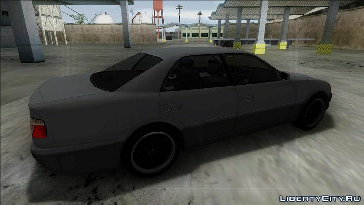 Toyota car Toyota Chaser Tourer V for GTA San Andreas for GTA San Andreas