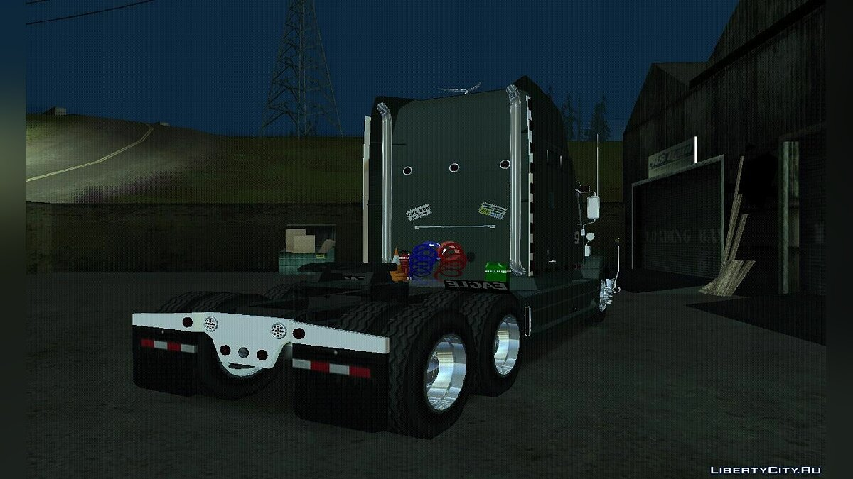 Truck International Eagle 9200 for GTA San Andreas